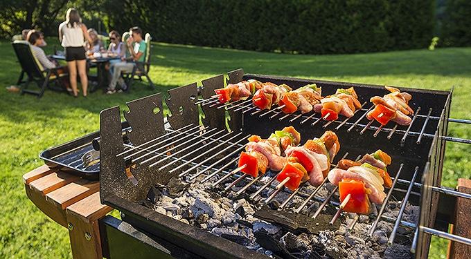 5 tipp az egészségesebb grillezéshez