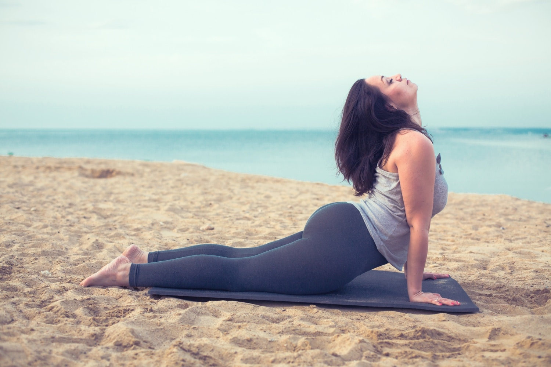 5 tipp, ha extra gömbölyű idomokkal kezdesz jógázni