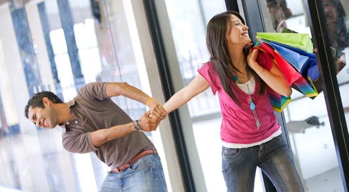 5 vicces tény a nők vásárlási szokásairól