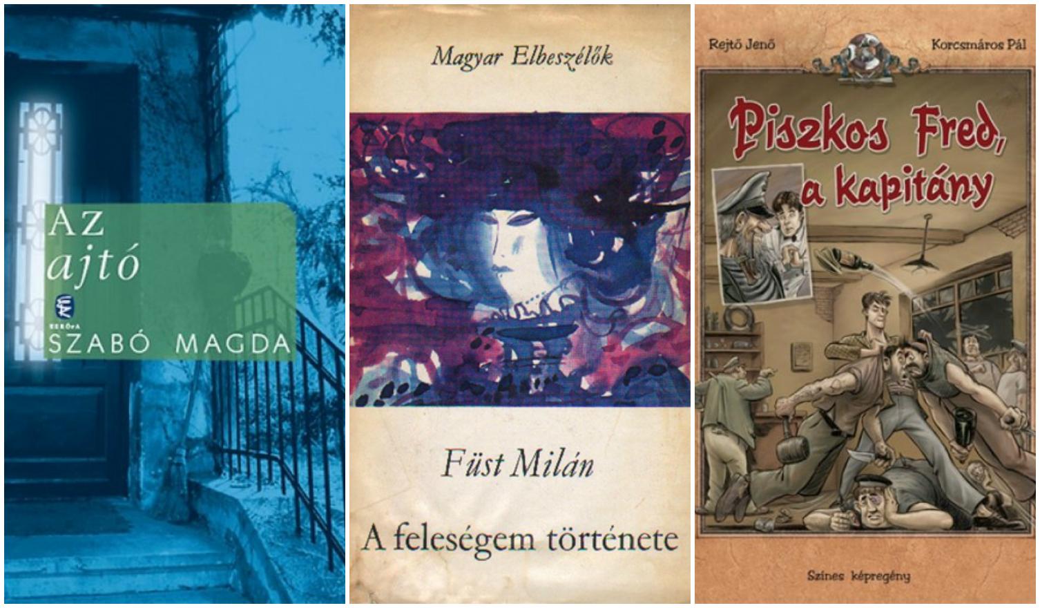 5 világhírű magyar könyv, amit mindenkinek el kell olvasnia