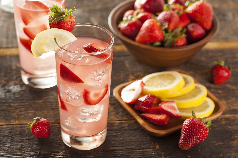 6 üdítő epres ital, amit muszáj kipróbálnod