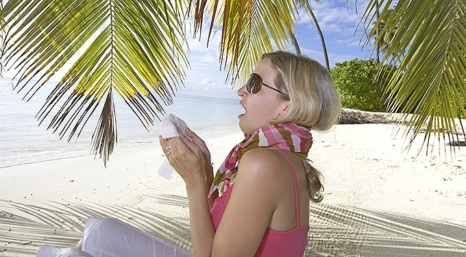 6 bosszatóan igaz Murphy törvény a nyaralásra