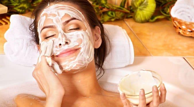6 hatásos házi arcpakolás