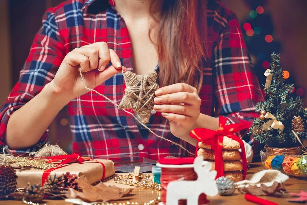 6 különleges karácsonyfadísz – Így készítsd el őket!