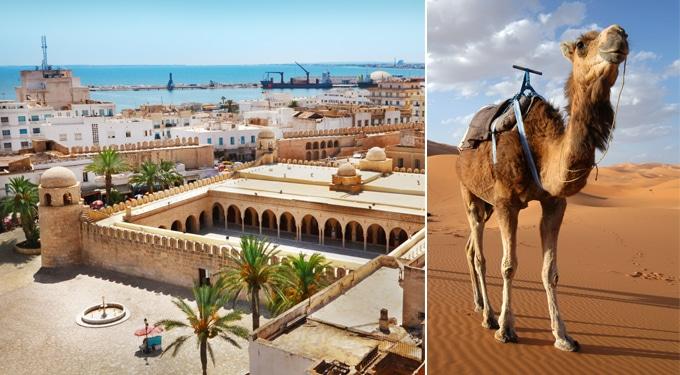 6 ok, amiért érdemes Tunéziába utaznod