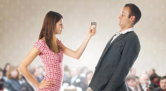 6 ok amiért a párod fél a házasságtól