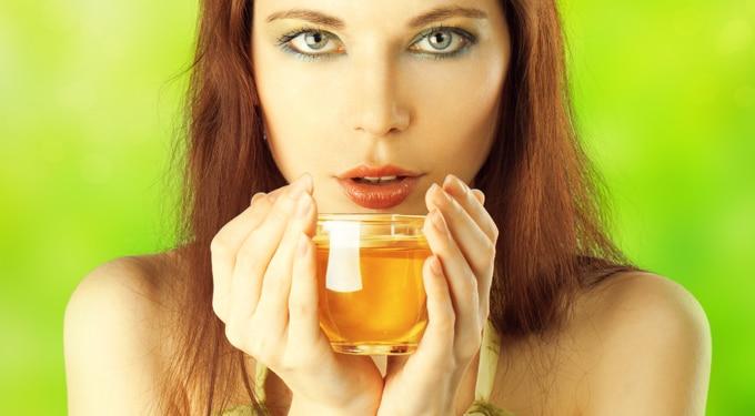 6 szuper, filléres szépség-trükk zöld teával