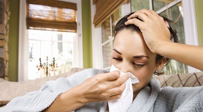 6 tipp, hogy gyorsabban kigyógyulj a náthából
