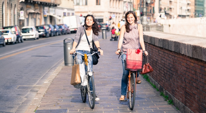 6 vicces bicikliző ember típus, akivel biztos találkoztál már az utcán
