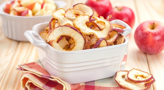 7 ínycsiklandó és egészséges chips alternatíva