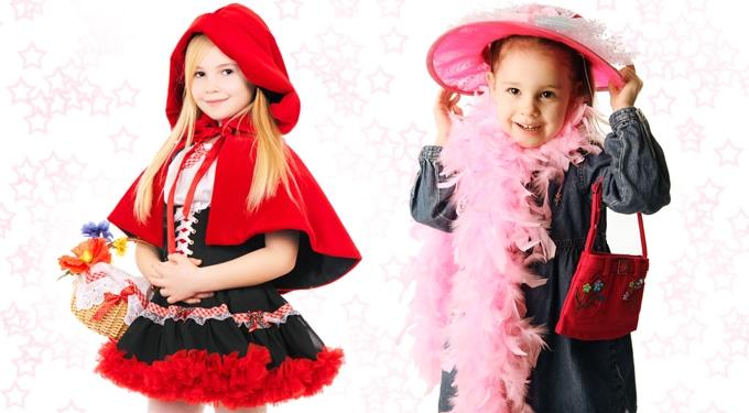 7 aranyos farsangi jelmez kislányoknak