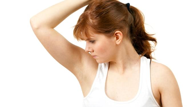 7 biztos módszer, hogy leküzdd a túlzott izzadást