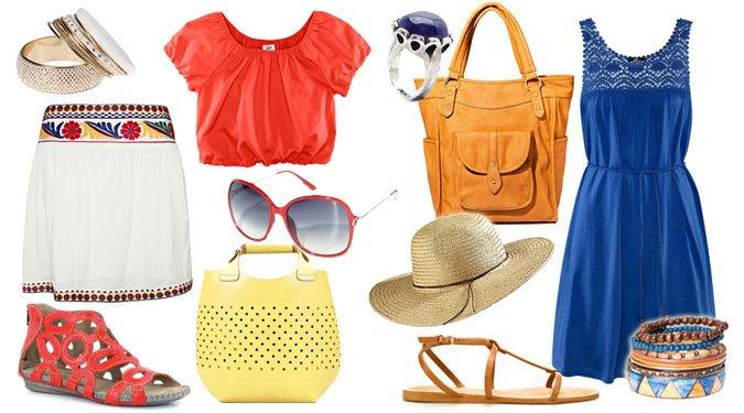 7 divatos összeállítás a nyári vakációra
