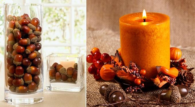 7 egyszerű és csodaszép őszi dekoráció: így készítsd el őket!