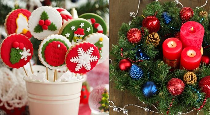7 egyszerű és mutatós karácsonyi dekoráció