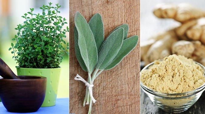 7 fűszernövény gyógyító tulajdonságai
