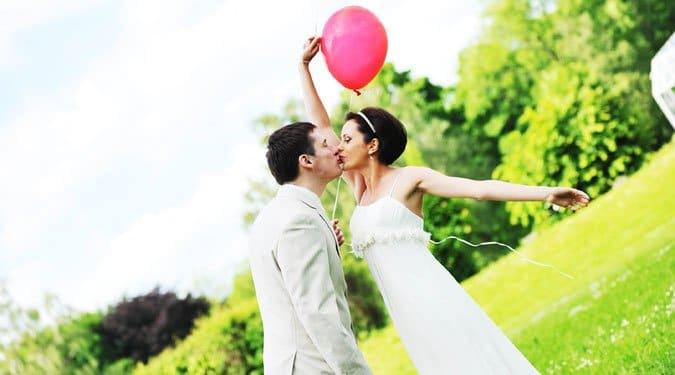 7 gyönyörű kívánság átadási ötlet az esküvőre