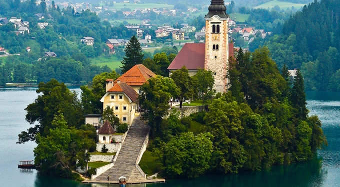 7 hely Szlovéniában, amit látnod kell
