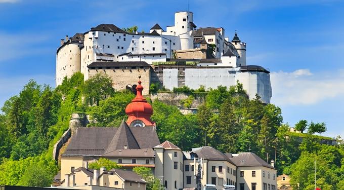 7 hely, amit Ausztriában látnod kell