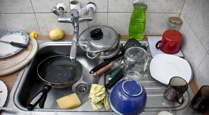 7 igazán mocskos dolog a konyhában