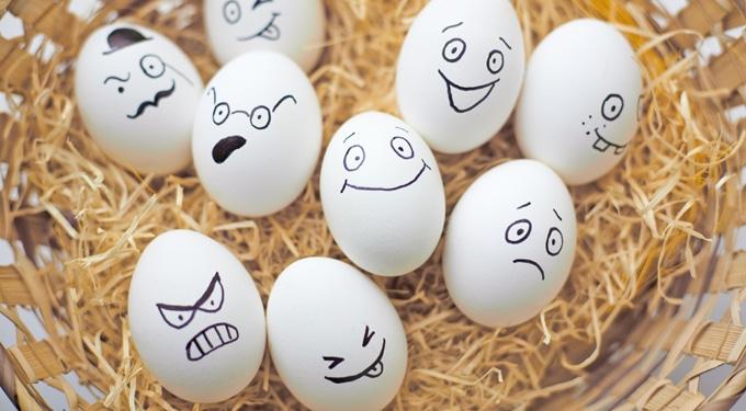 7 imádnivaló tojásfestési technika