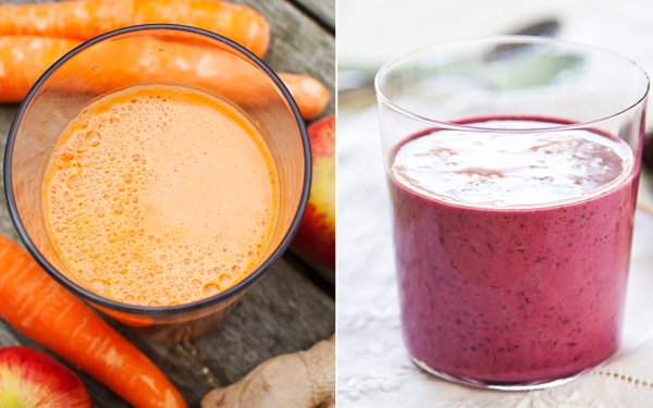 7 isteni gyümölcsös turmix, amit bátran fogyaszthatsz reggelire is