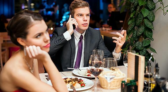 7 jele annak, hogy egy fafejjel randizol