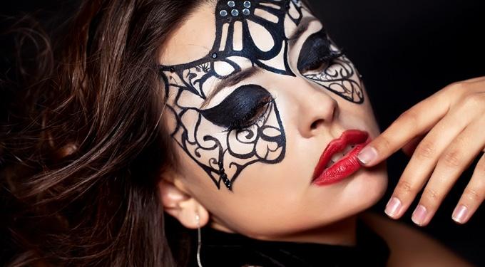 7 lenyűgöző halloween smink ötlet