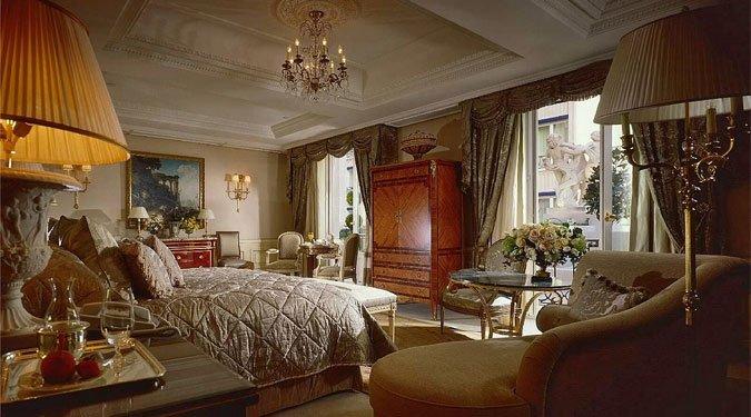 7 luxus lakosztály luxus áron