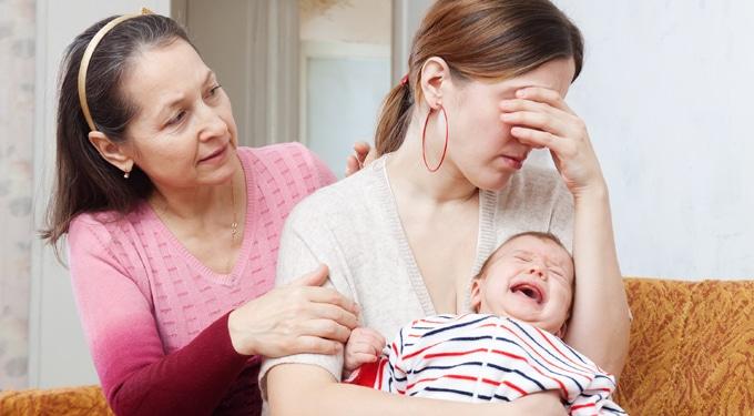 7 megoldás a szülés utáni depresszióra
