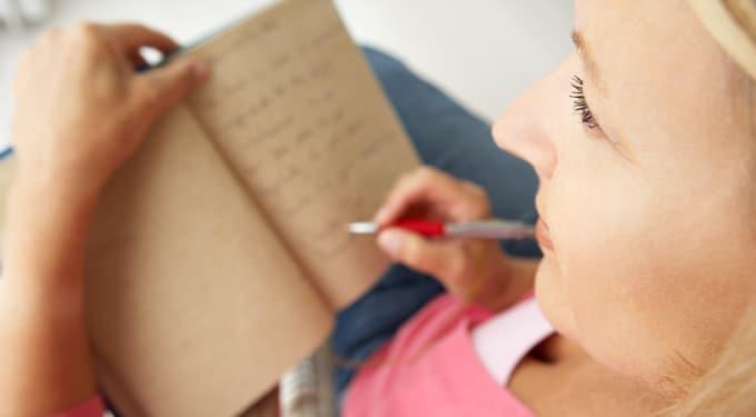 7 ok, amiért csupa öröm naplót írni