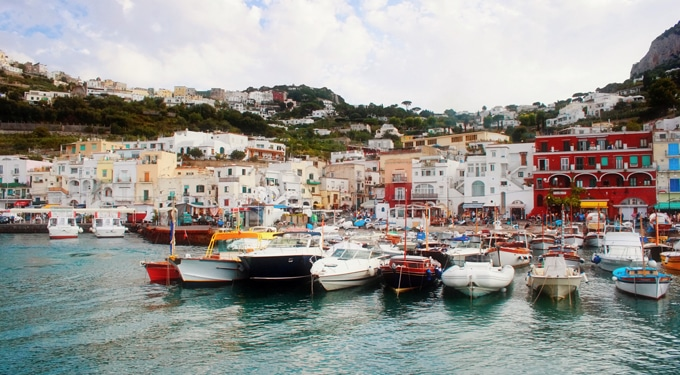 7 ok, amiért látnod kell Capri szigetét