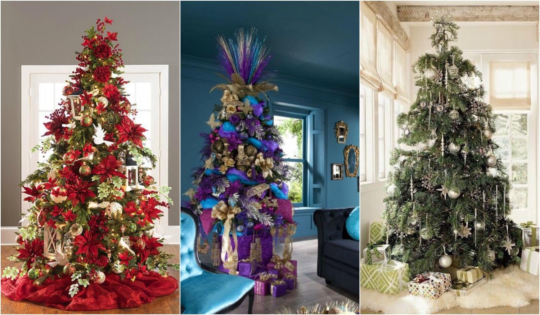 7 rendhagyóan díszített karácsonyfa, amit le akarsz majd másolni