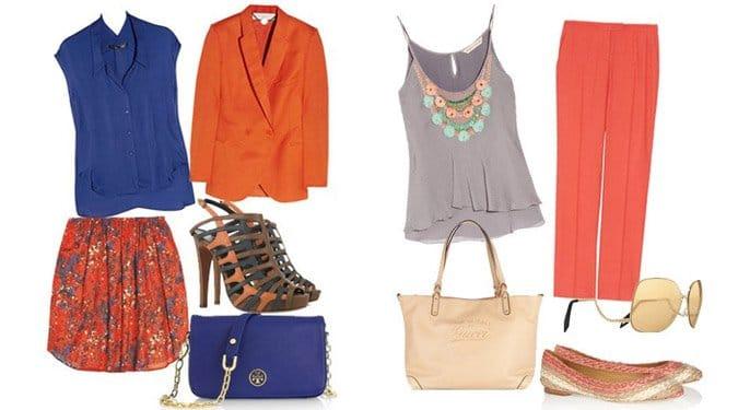 7 szín, amivel a mandarint viselhetjük