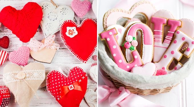 8 édes Valentin-napi ajándék és dekoráció