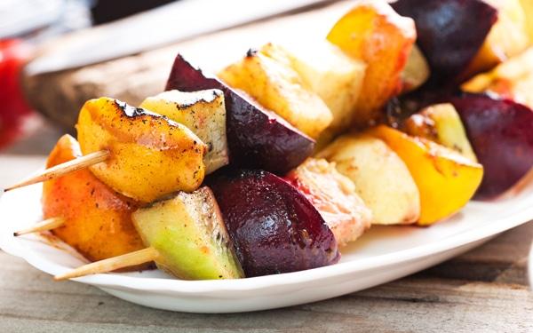 8 étel, ami grillezve isteni finom