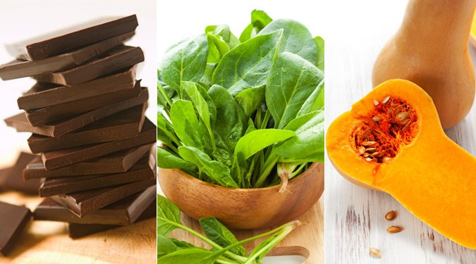 8 étel, amitől garantáltan szép leszel!