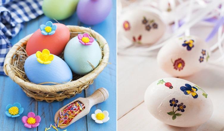 8 új tojásdíszítő technika, a pingáláson túl