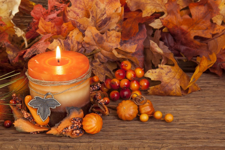 8 őszi gyertyakompozíció, ami megszépíti az otthonod