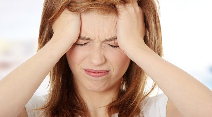 8 alternatív gyógymód a fejfájás ellen