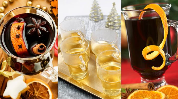 8 bódító forralt bor recept karácsonyra