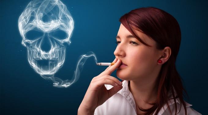 8 borzalom, amit a dohányzás művel a testeddel