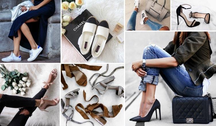8 cipő, aminek kötelező helye van a gardróbodban