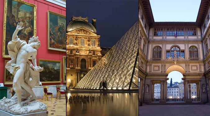 8 európai múzeum, amit látni kell
