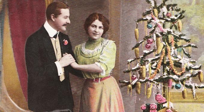 8 furcsa karácsonyi szerelmi babona