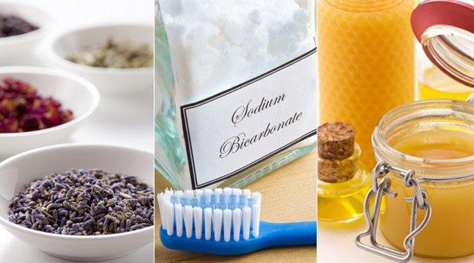8 házi készítésű tisztálkodási és kozmetikai szer