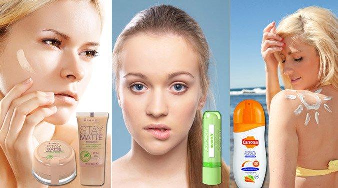 8 nélkülözhetetlen kozmetikum a nyaralásra