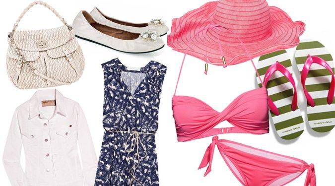 8 nélkülözhetetlen ruhadarab a vakációra