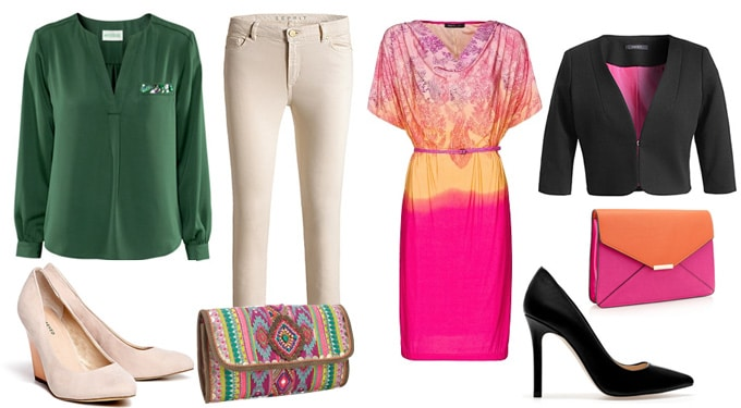 8 nőies divatösszeállítás húsvétra