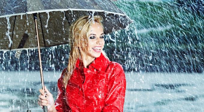 8 szépségtipp esős napokra